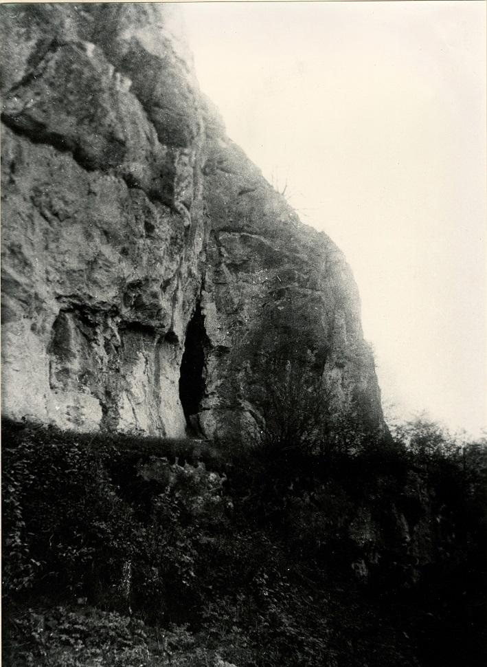 Höhle Wildes Haus