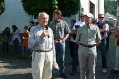 Referent Heinz Kalheber 2