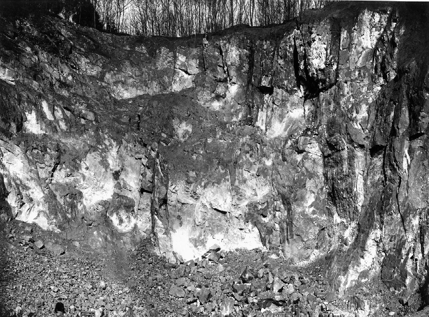 Kalkabbau im Löhrbruch