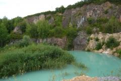 Der sog. Blaue See