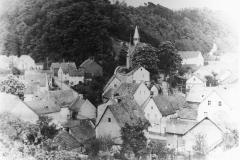 Blick auf Steeden und die Johanneskapelle