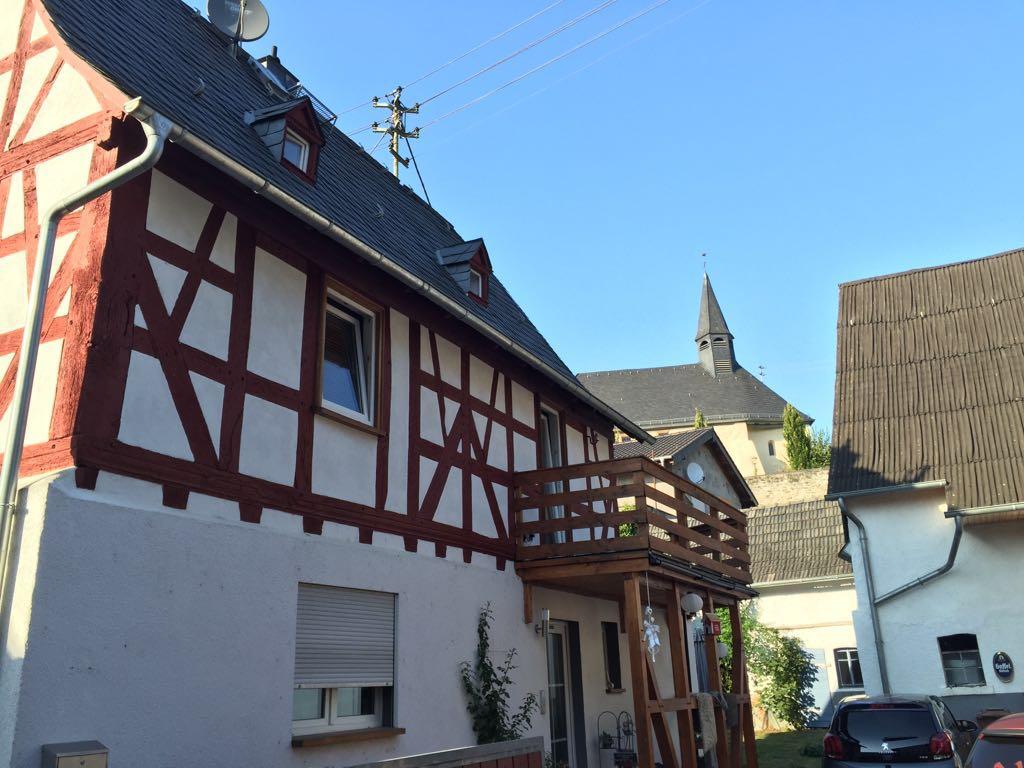 """Historisches Gebäude \""""Unter der Kapelle 15\"""""""