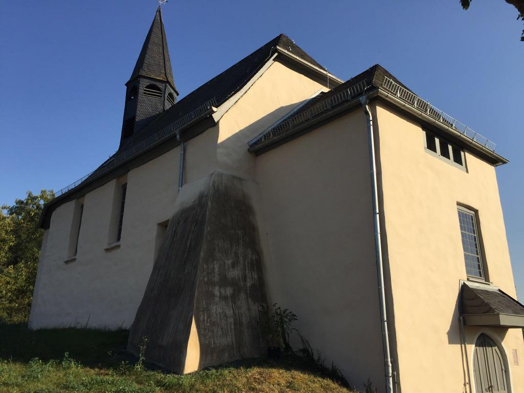Johanneskapelle - Ansicht von der Rückseite (Bachstraße)