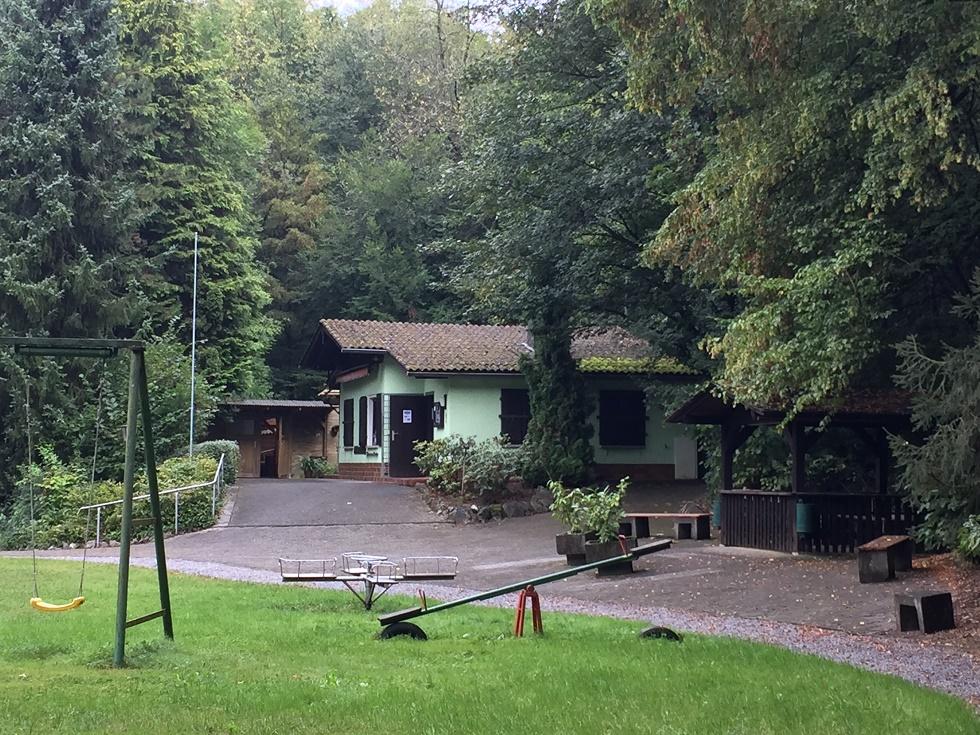 Vereinsheim des Kleintierzuchtvereins Steeden