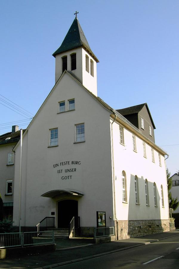 Die Kirche der Selbständige Evangelisch-Lutherische Zionsgemeinde Steeden