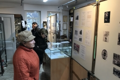 Öffnung Steedener-Stuben zum Schlachtfest 10.02.2018