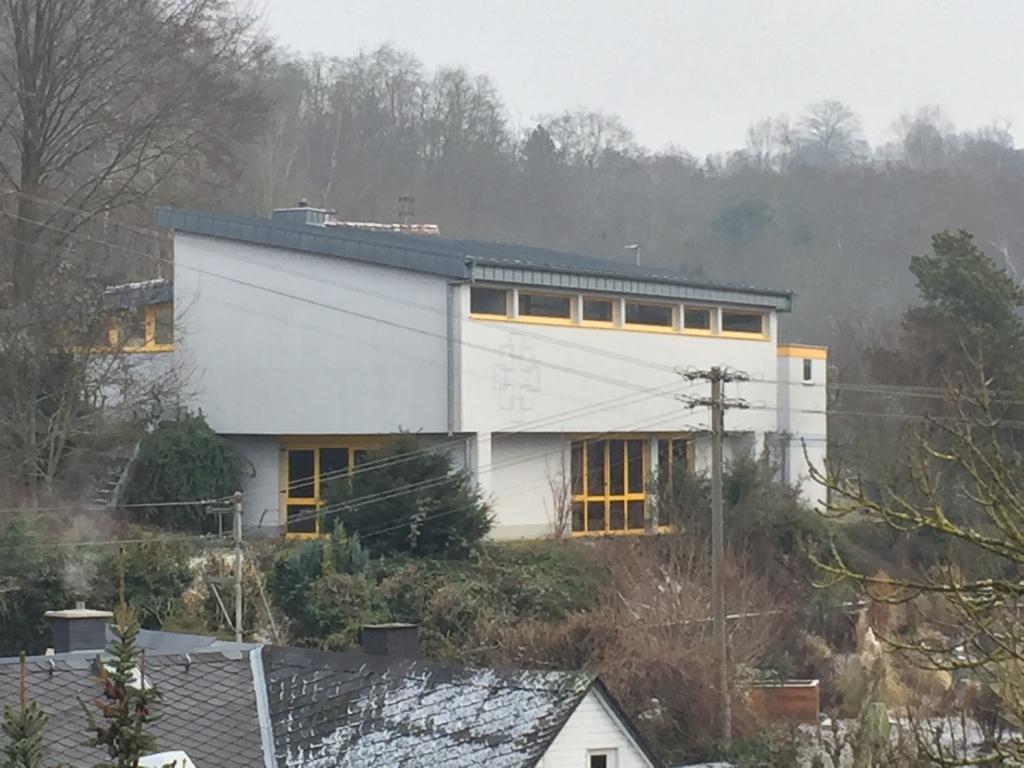 Das Evangelische Gemeindehaus Steeden