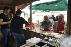 Hütte 3 Weinfest HGV Steeden